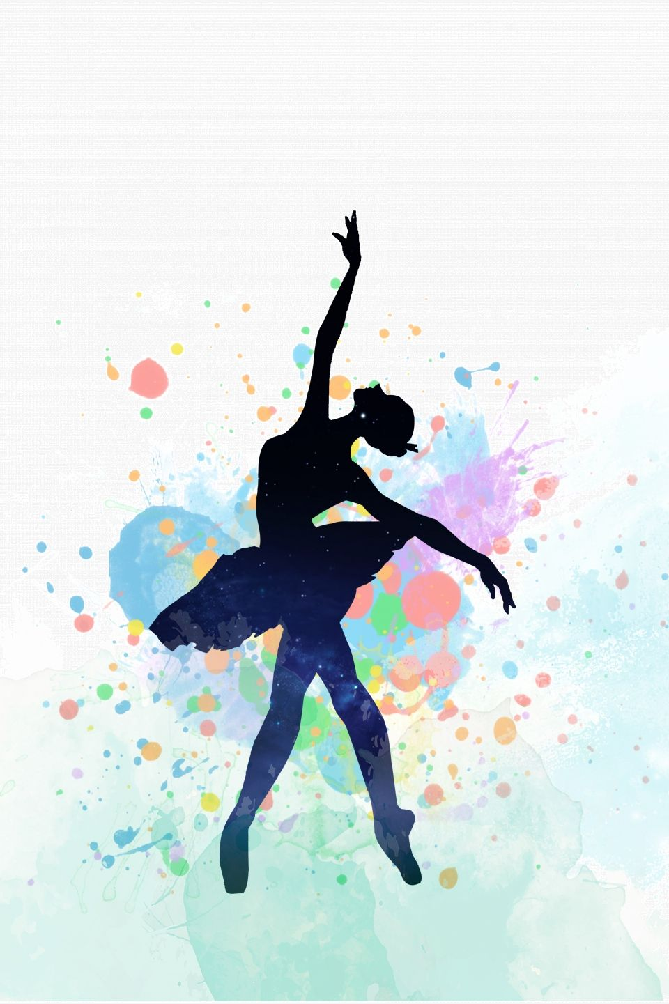 Vector Silhouette Dancer Propaganda Dance Silhouette Dance Wallpaper Silhouette Art