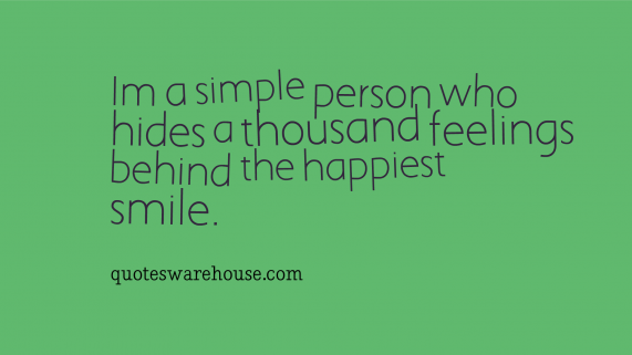 Pretending To Be Happy Quotes Picture Quotes About Pretending To