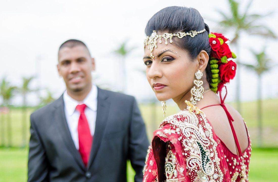 tamil wedding in durban, traditional tamil bride | tamil