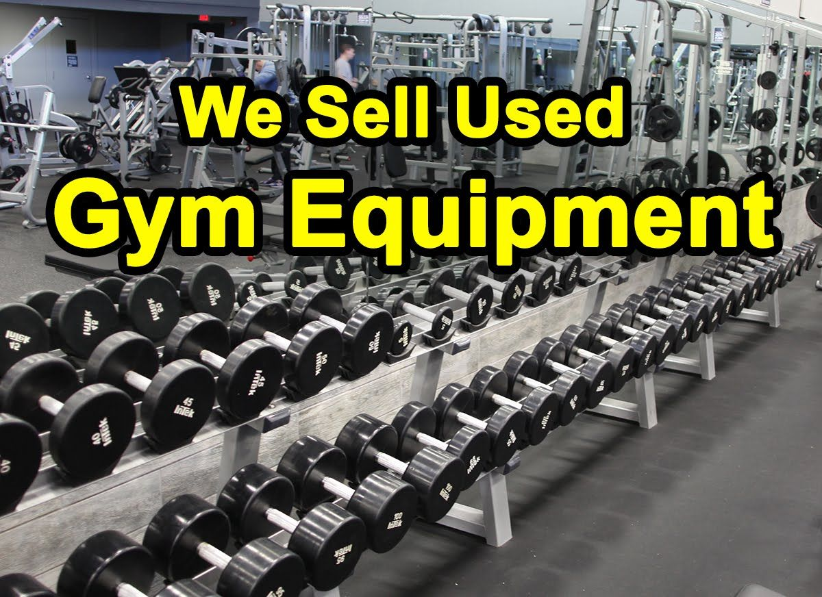 gym equipment for sale new used and refurbished youtube gym equipment used gym. Black Bedroom Furniture Sets. Home Design Ideas