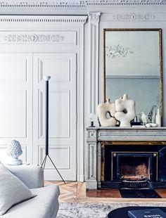 Detail Collective | Blog | Interior Spaces | Lyon Apartment Maison Hand| Image:Felix Forest