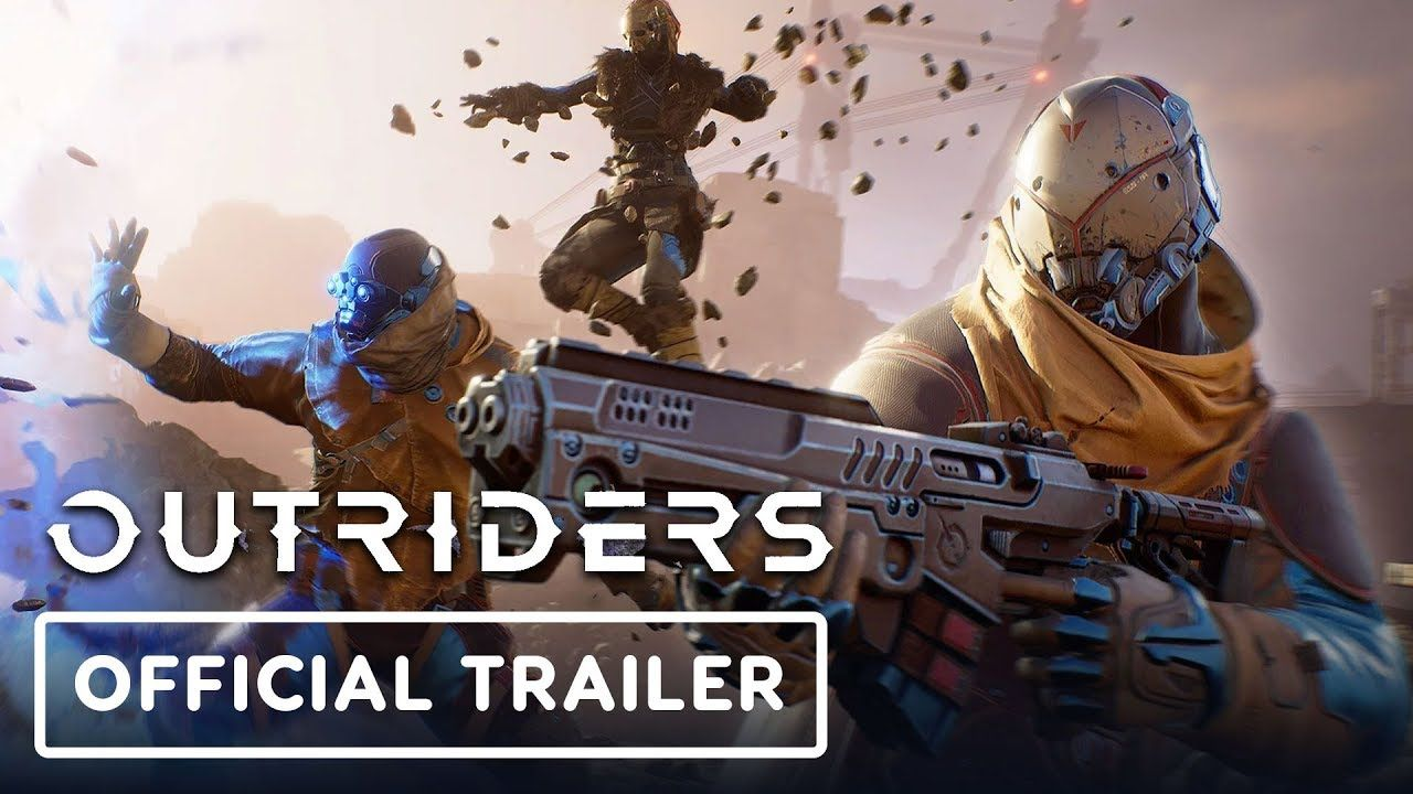 Outriders - Official Gameplay Reveal Trailer (4K)  Check out the gameplay reveal trailer for Outriders, a next-gen shooter RPG! #ign #gaming #outriders source   #2020 #Action #ARPG #Cooperative #Fps #GameTrailer #Gameplay #Games #GamesTrailer #IGN #MMO #Official #OUTRIDERS #OutridersGameplay #OutridersGameplayRevealTrailer #OutridersGameplayTrailer #OutridersTrailer #PC #PeopleCanFly #PS4 #Reveal #RPG #SharedWorldShooter #Shooter #SquareEnix #Trailer #XboxOne