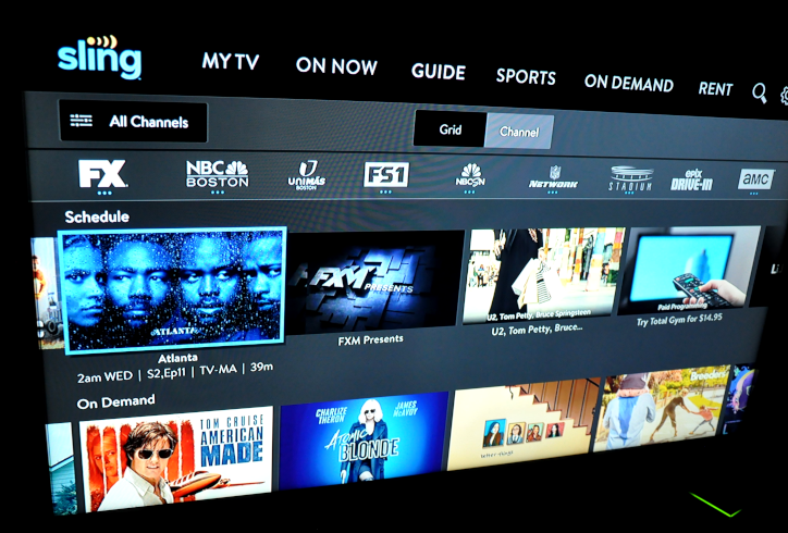 How To Get Sling Tv App On Lg Tv
