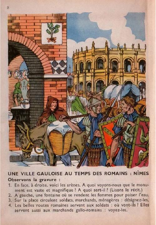 Les illustrations dans les anciens manuels d'histoire : 5 avantages pédagogiques (Pierre Jacolino, 12.03.2016)