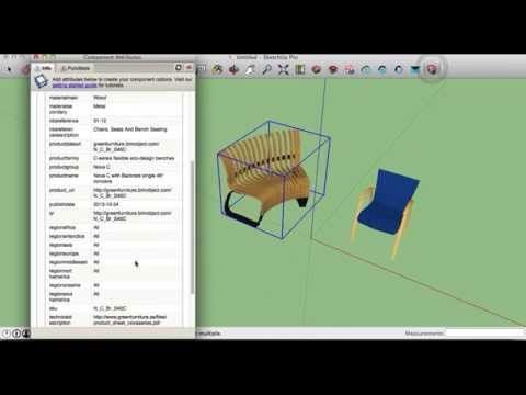 Avail Best In Class Web Service Inside Sketchup With Bimobject
