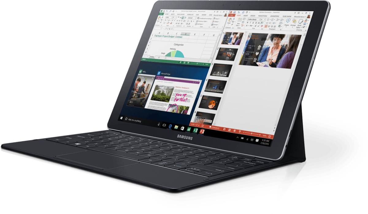 Samsung Announced Galaxy Tabpro S For India Galaxy Tab Galaxy Samsung Galaxy Tab