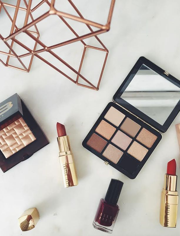 Bobbi Brown Scotch On The Rocks Collection. (Kate La Vie)