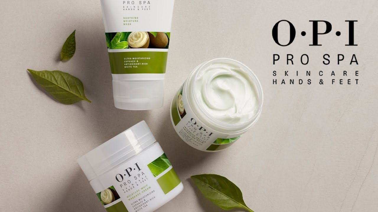 Opi Prospa Pedicure Signature In 2020 Spa Manicure Opi Skin So Soft