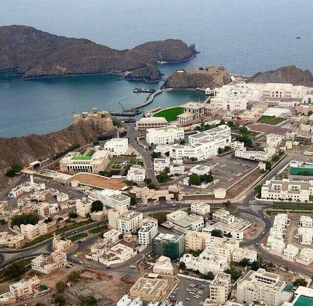 Beautiful Muscat City Oman Travelnewhorizons Muscat City Travel Spot Islamic Countries