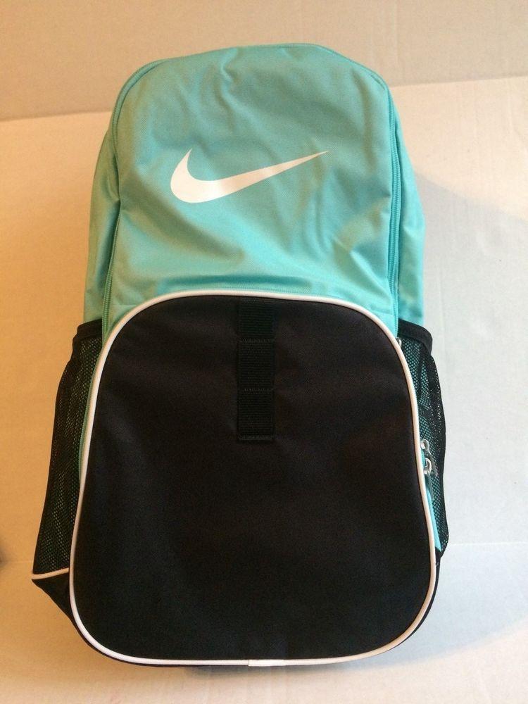a1bbf1c4e2 NIKE BRASILIA 6 XL BACKPACK LIGHT BLUE BLACK NEW !!!  Nike  Backpack