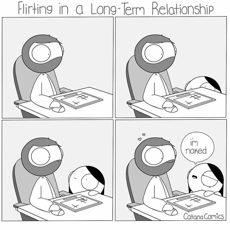 50 Relationship Comics That May Be Too Sappy For Their Own Good Relationship Comics Catana Comics Cute Couple Comics