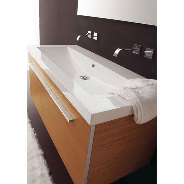 Meuble Salle De Bain 80 Cm Suspendu Les salles de bain Pinterest