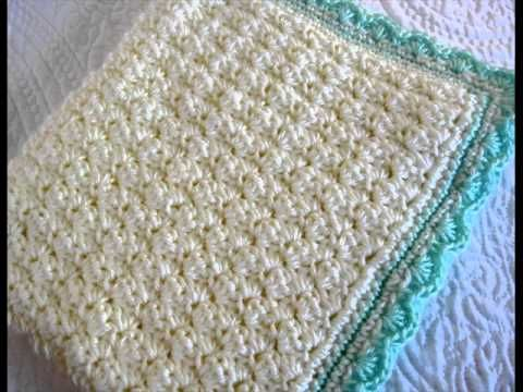 Knitting Patterns For Baby Blankets Youtube Baby Gifts