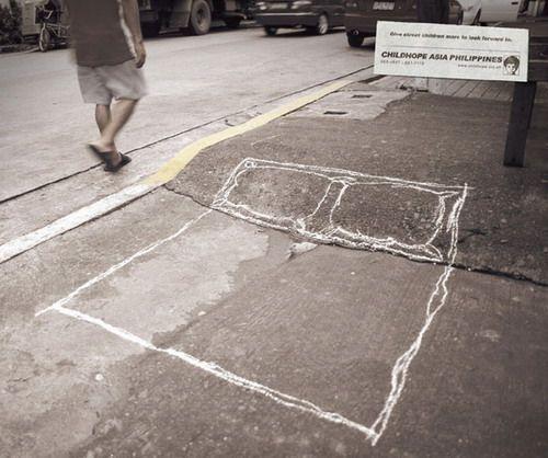 Забавная реклама :: социальная реклама про бездомных детей Азии фото 4