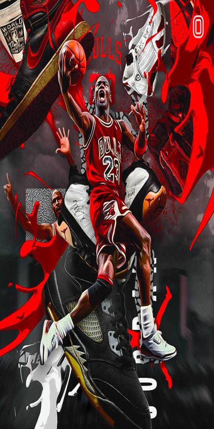 Art,Poster,Air Jordan,Basketball (With images) Michael
