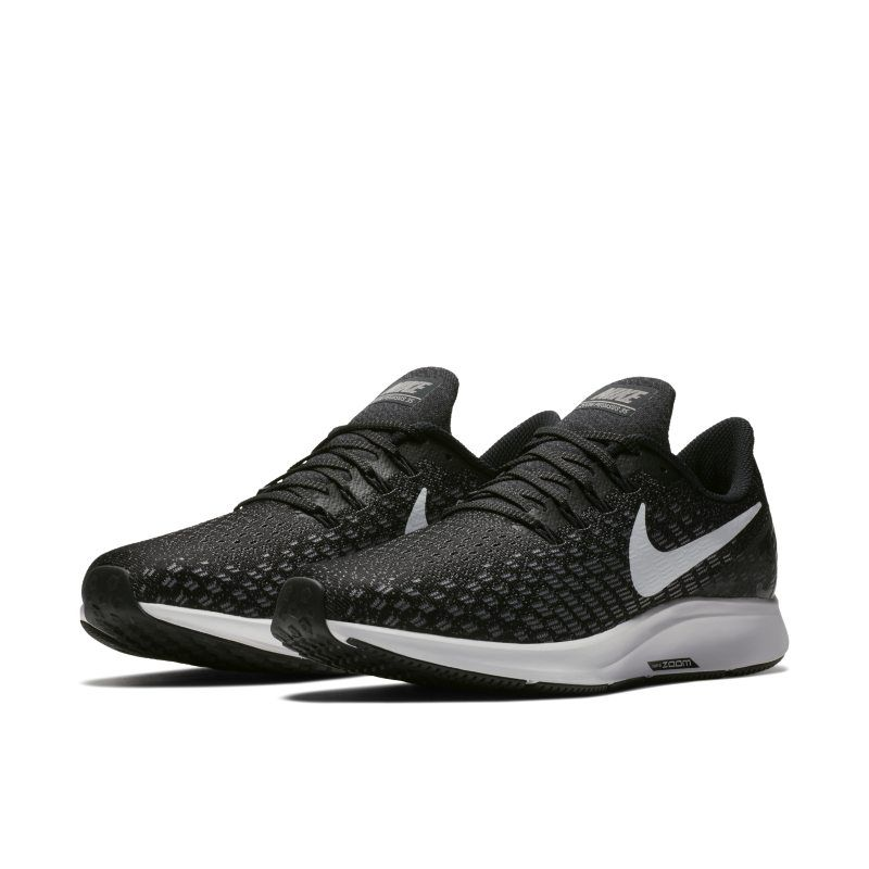 Culpa Calvo Escoba  Nike Air Zoom Pegasus 35 Men's Running Shoe - Black | Nike running shoes  women, Running shoes for men, Nike air zoom pegasus