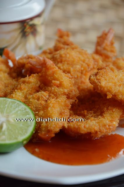 Diah Didi S Kitchen Udang Goreng Kipas Renyah Resep Masakan Resep Resep Makanan