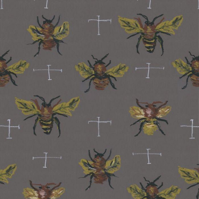 Bee Study I Art Print by BEAUDOIN + BEAR