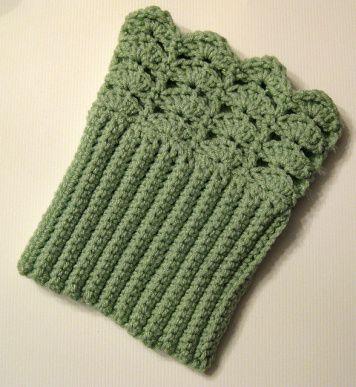 10 FREE Bootcuff Crochet Patterns | Stulpen, Stulpen für Stiefel und ...