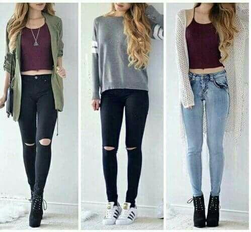 todays teen fashion