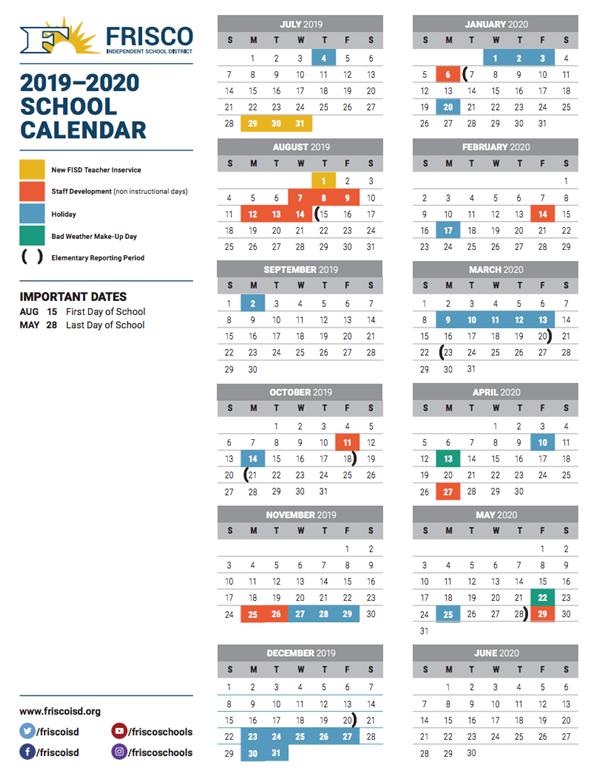 Fisd Calendar 2021 Pin by Simon Belys on photography | Frisco isd, Calendar, Solar