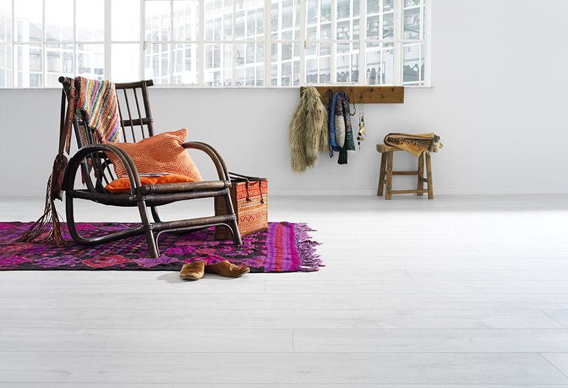 Elegance laminat gulv kolleksjon - Lengre og bredere planker - BerryAlloc