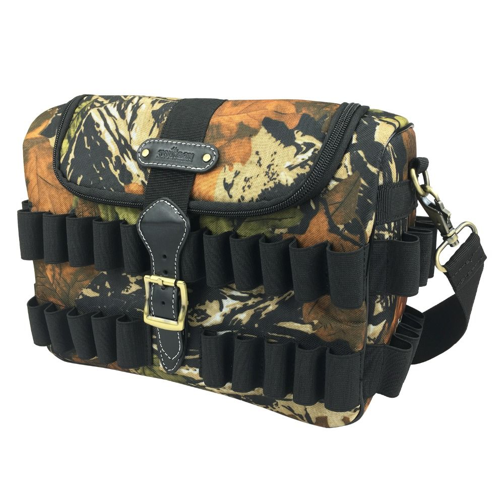 Find More Hunting Gun Accessories Information about Tourbon Hunting Gun  Accessories Camouflage Tactical Hunting Cartridge Bag Shooting Ammo Bullet  Case High ...