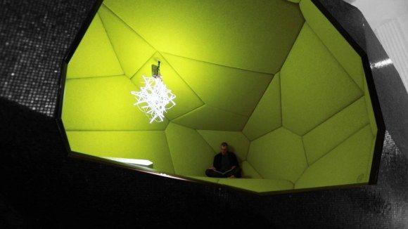 "Bisazza: realizzazione video per Arik Levy ""Experimental Growth"""
