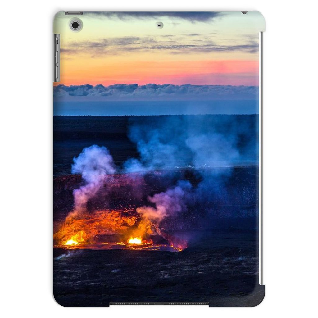 Hawaii Volcano Tablet Case