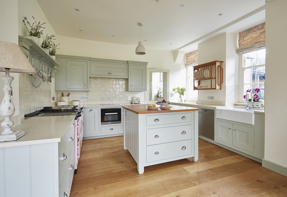 Stag Manor Modern Country Kitchens Kitchen Extension With