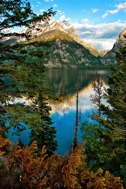 Jenny Lake by Alex Smith on 500px.com