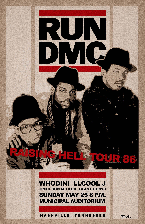 Histoire Du Hip-hop : histoire, hip-hop, Concert, Affiche, Concert,