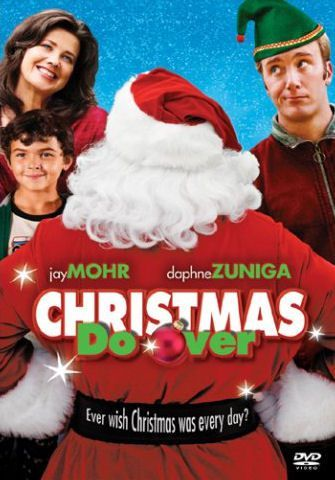 Christmas Do Over Is A Funny Romantic Comedy About A Man Who