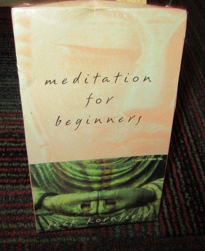 Details about meditation for beginners cassette audiobook