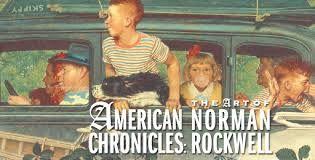 Resultado de imagem para norman rockwell