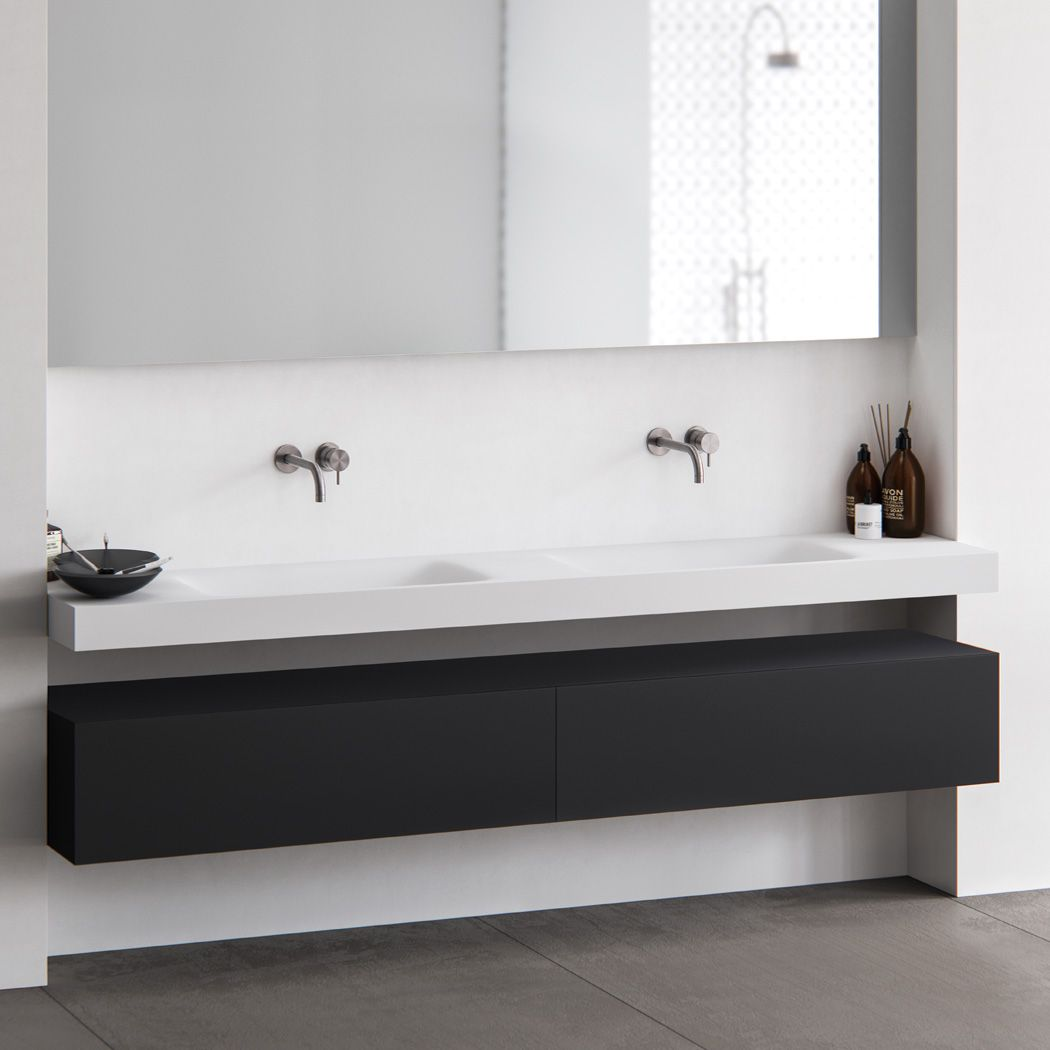 Wave Encapsulateds Smooth, Gentle Contours That Seamlessly Blend Into The  Countertop In A Natural Motion