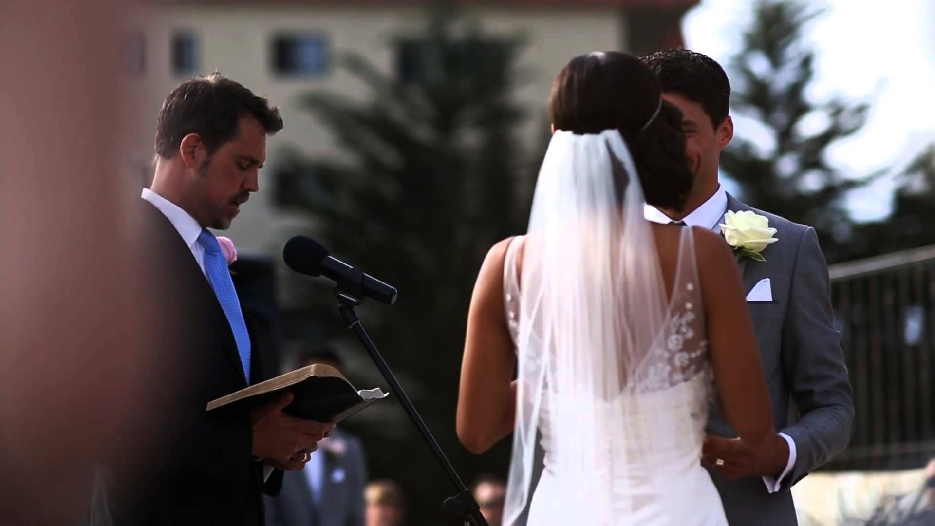 Moriah Peters And Joel Smallbone Wedding. They Are The