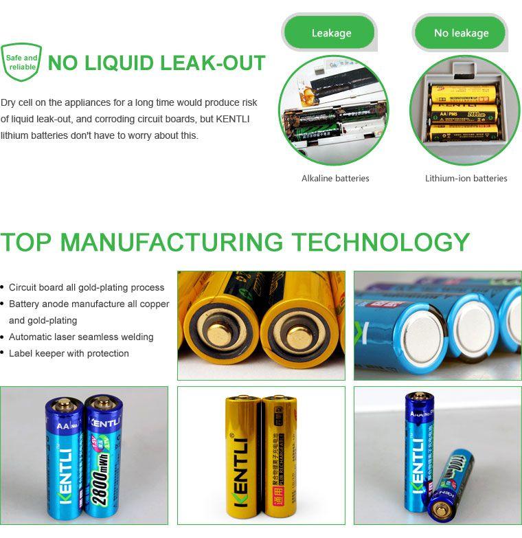 Energizer Recharge Power Plus 2300 Mah Aa Rechargeable Batteries 4 Count Rechargeable Batteries Energizer Recharge