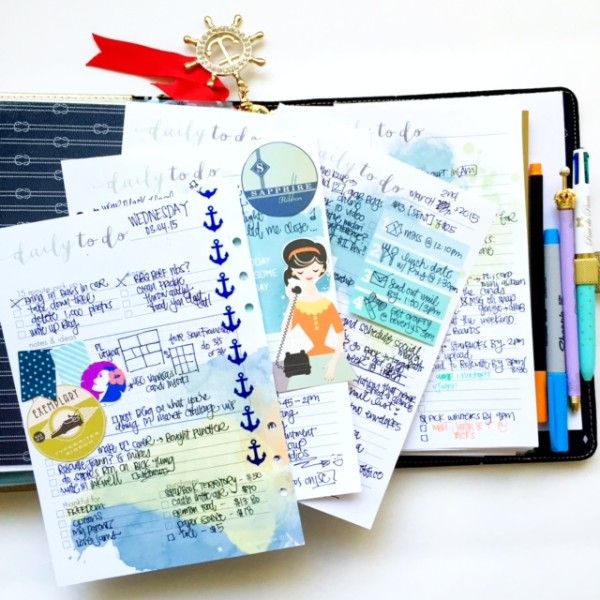 Documenting Memories in your Planner | Cocoa Daisy | Cocoa Daisy