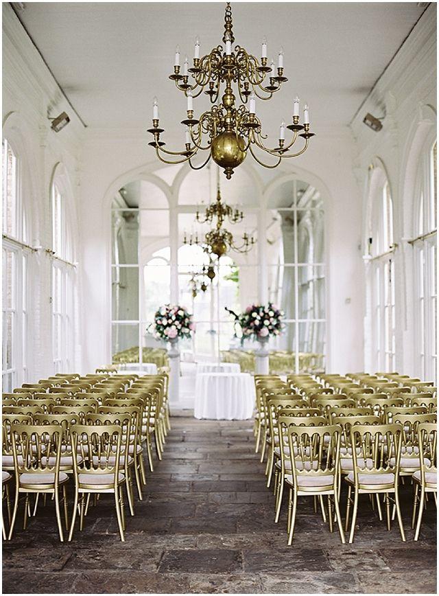 Elegant Kensington Wedding At The Orangery Holland Park