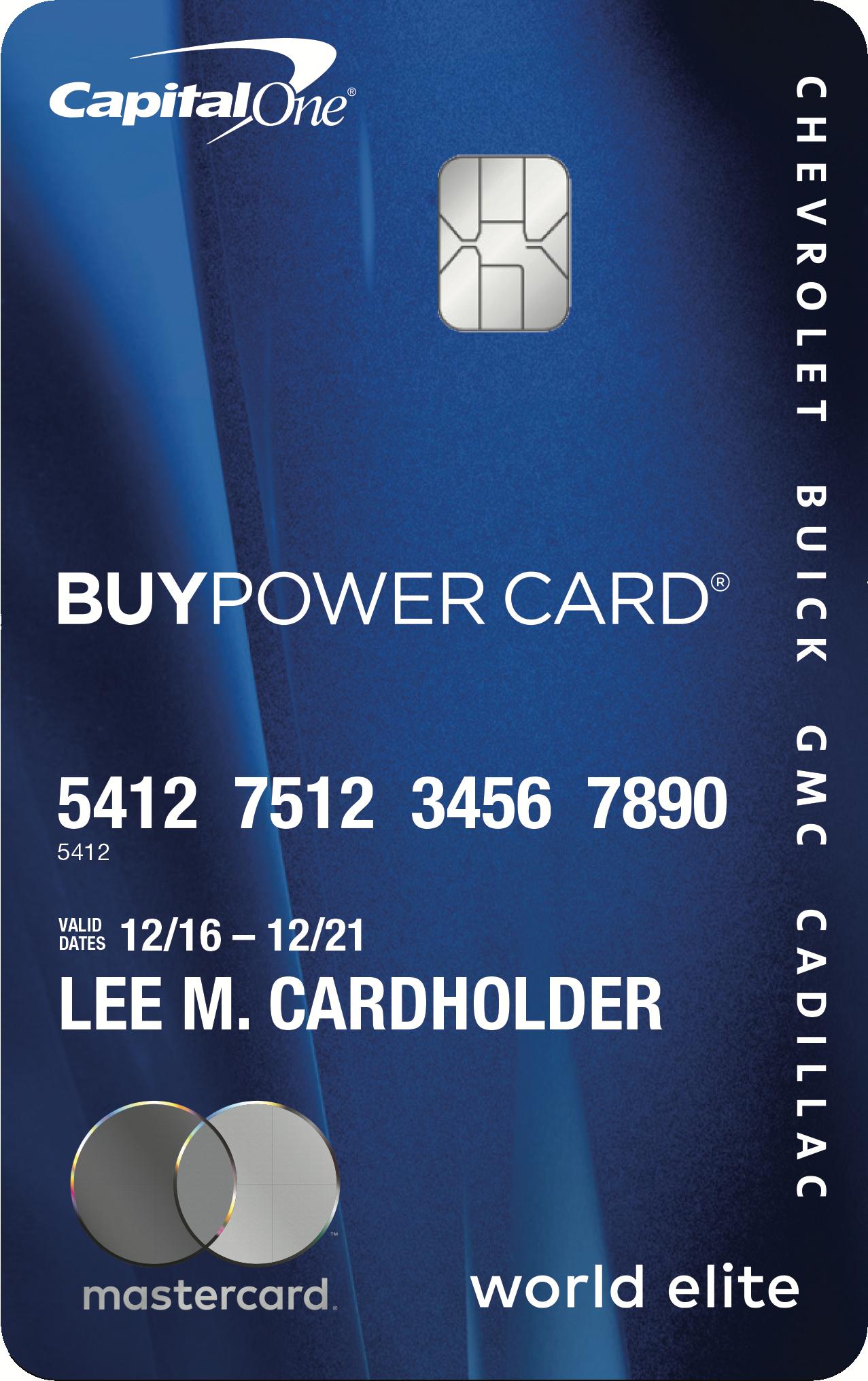 Buypower Business Karte In Verbindung Mit Buypower
