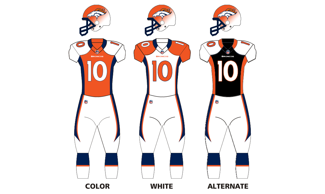more photos 8fdda 610f5 Pin on New Broncos uni ideas