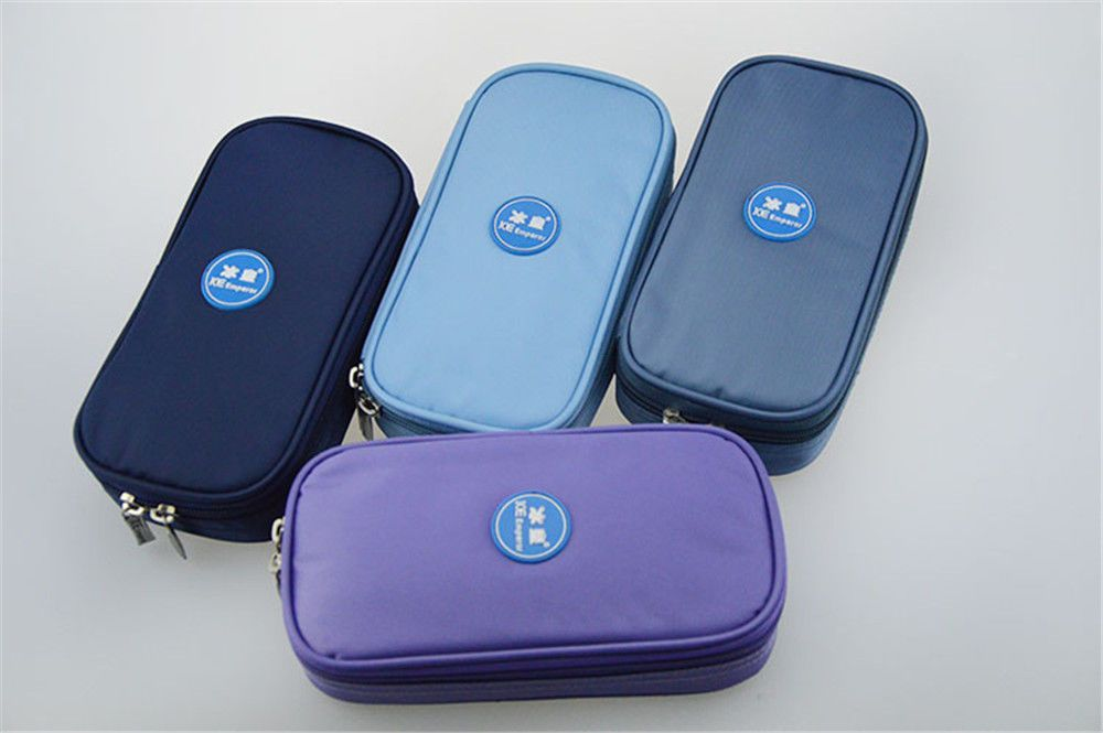 Diabetic Insulin Protector Case Supplies Cooler Cooling Bag Pack
