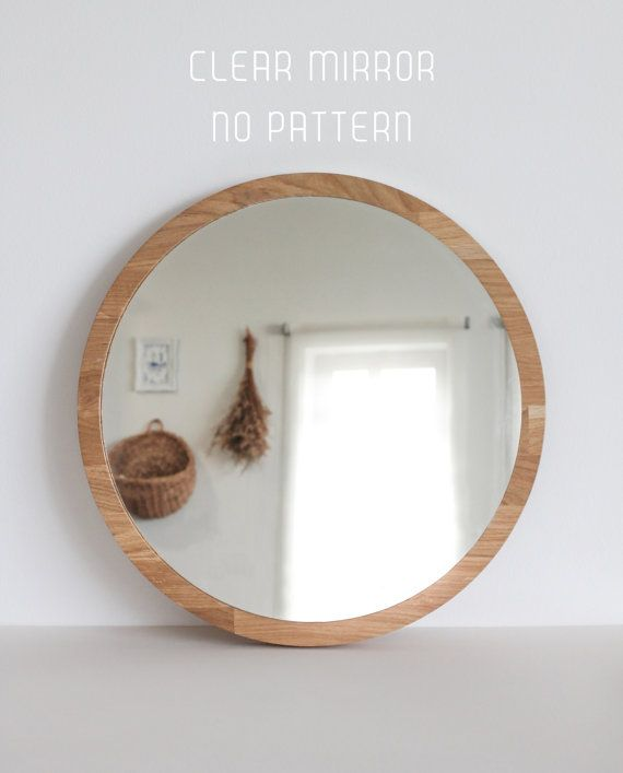 Decorate Your Home With Delicate Vintage Style Mirror Large Round Mirror With A Cross Stitch Pattern The Light Large Round Mirror Wooden Mirror Mirror Decor