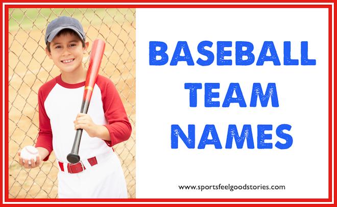 Baseball Team Names to Rally Around | Baseball Quotes ...