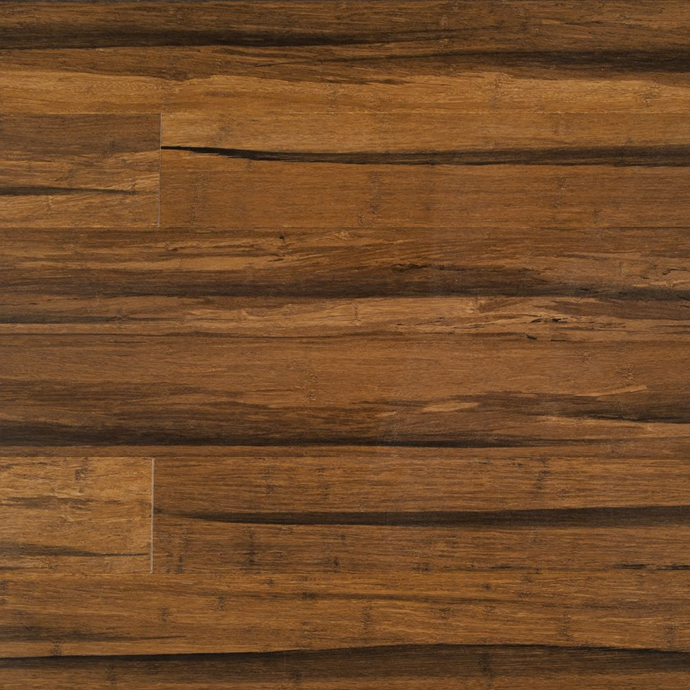 Yanchi Stained T G Solid Strand Woven Bamboo Flooring Flooring