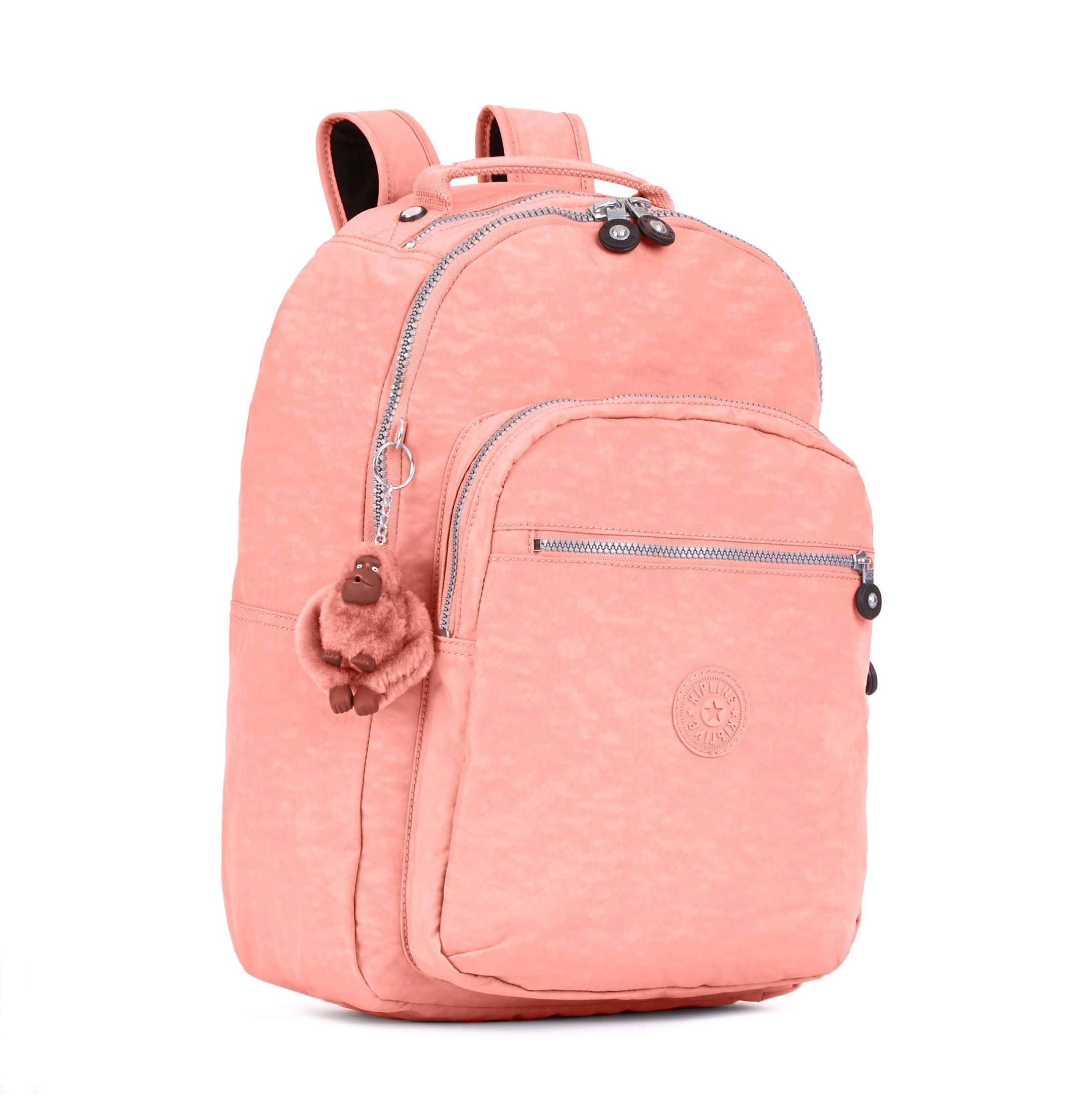 ea61474ef Seúl Mochila para portátil - Pink Sherbert | Kipling | Back-to ...