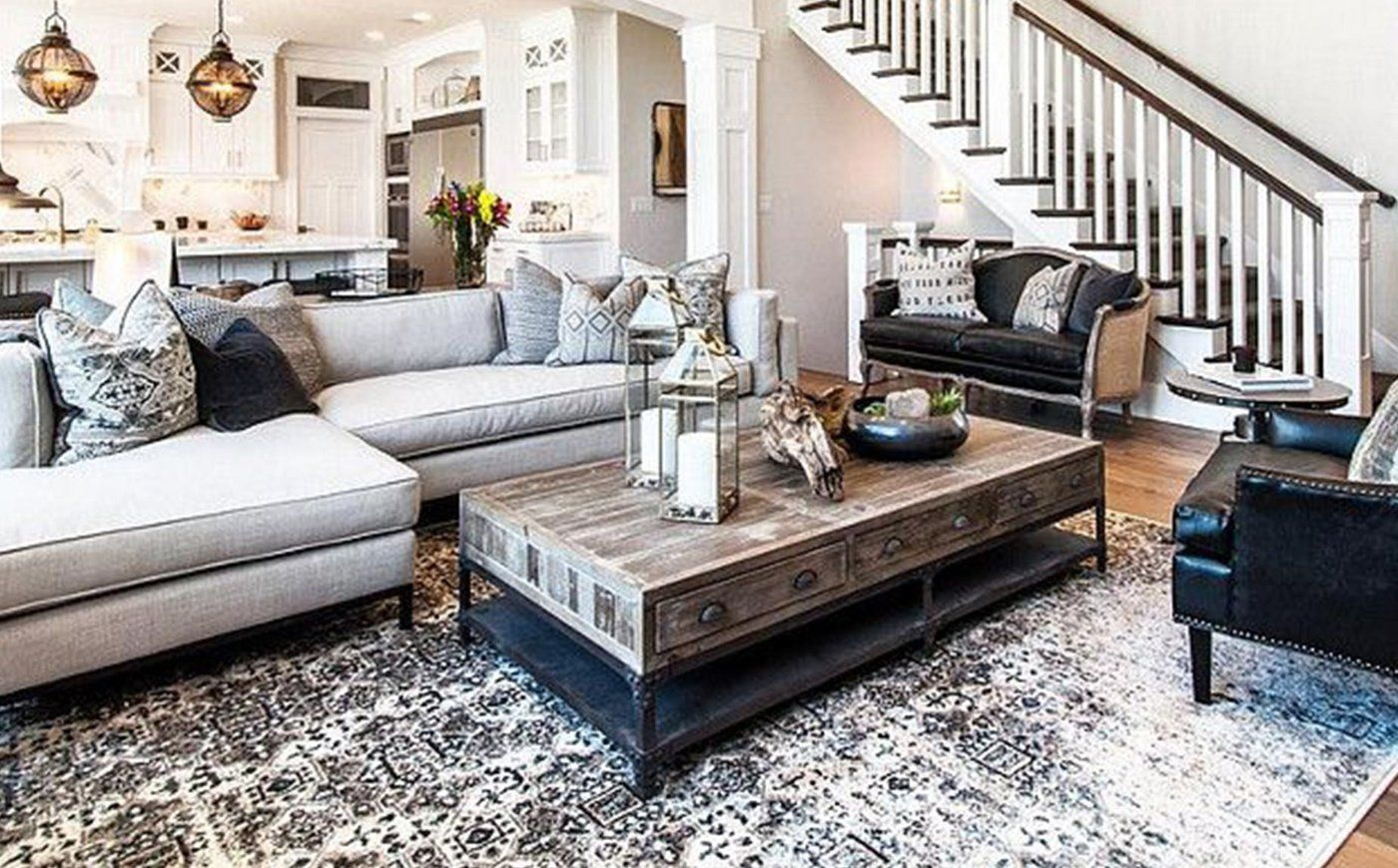 10 Amazing Standard Rug Size For Living Room