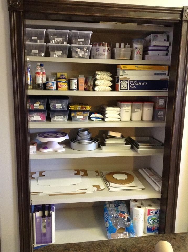 100 Diy Simple Organized Pantries On Budget With Images