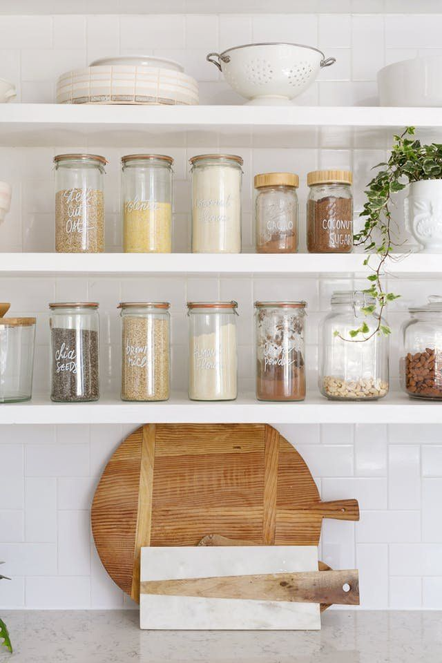 4 ways to create your own pantry built in pantry diy kitchen storage no pantry solutions on kitchen organization no pantry id=55365